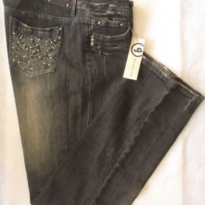 Goodtime Jeans - NWOT Goodtime Jeans Bling Back Pockets